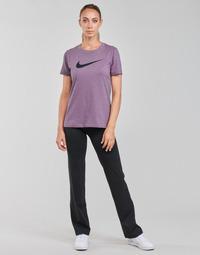 Odjeća Žene  Donji dio trenirke Nike W NK PWR CLASSIC PANT Crna