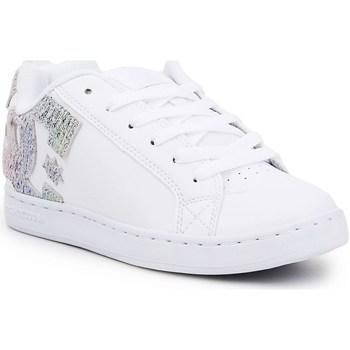 Obuća Žene  Niske tenisice DC Shoes 300678TRW Bijela