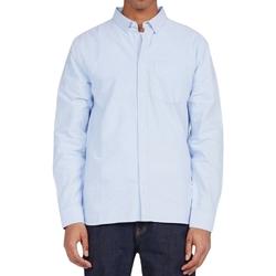 Odjeća Muškarci  Košulje dugih rukava DC Shoes Oxford Plava