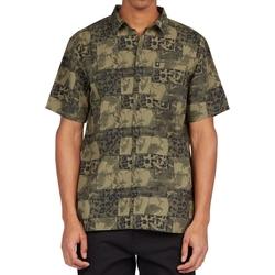 Odjeća Muškarci  Košulje kratkih rukava DC Shoes Tactics Zelena