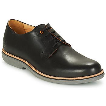 Obuća Muškarci  Derby cipele Timberland CITY GROOVE DERBY Crna
