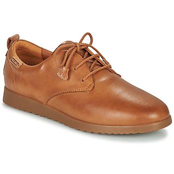 Obuća Žene  Derby cipele Pikolinos MALLORCA Smeđa