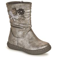Obuća Djevojčica Čizme za grad Chicco CAROL Srebrna