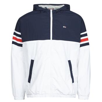 Odjeća Muškarci  Kratke jakne Tommy Jeans TJM COLORBLOCK ZIPTHRU Blue / Bijela / Red