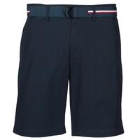 Odjeća Muškarci  Bermude i kratke hlače Tommy Hilfiger BROOKLYN LIGHT TWILL Blue