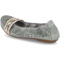 Obuća Žene  Balerinke i Mary Jane cipele Rieker 4146652 Zelena