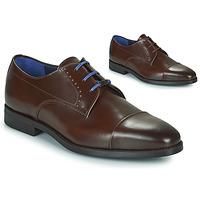 Obuća Muškarci  Derby cipele Azzaro GARONNE Boja konjaka