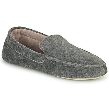 Obuća Muškarci  Papuče Isotoner 96774 Siva / Raznobojno tkanje