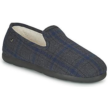 Obuća Muškarci  Papuče Isotoner 98038 Siva / Blue