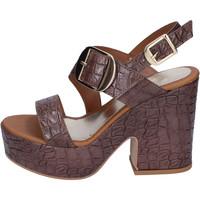 Obuća Žene  Sandale i polusandale Sara Collection Sandale BJ924 Smeđa