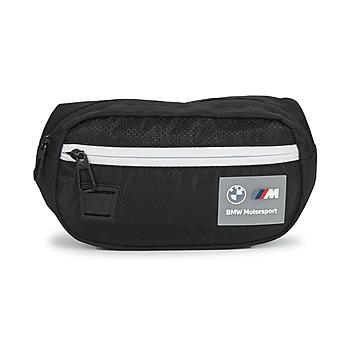 Torbe Muškarci  Pojasne torbice Puma BMW M Motorsport Waist Bag Crna