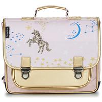 Torbe Djevojčica Školske torbe CARAMEL & CIE CARTABLE 38 CM CONSTELLATION Multicolour