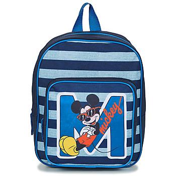 Torbe Dječak  Ruksaci Disney SAC A DOS MICKEY 31 CM Blue