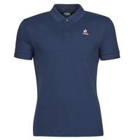 Odjeća Muškarci  Polo majice kratkih rukava Le Coq Sportif ESS POLO SS N 1 M Blue