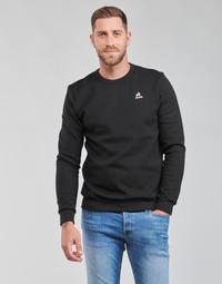 Odjeća Muškarci  Sportske majice Le Coq Sportif ESS CREW SWEAT N 3 M Crna