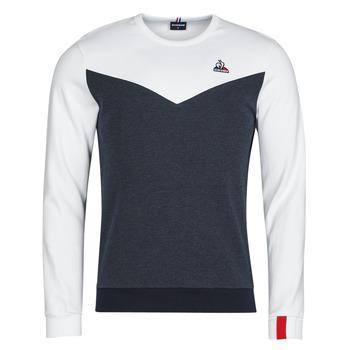 Odjeća Muškarci  Sportske majice Le Coq Sportif SAISON 1 CREW SWEAT N 1 Bijela