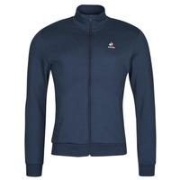 Odjeća Muškarci  Gornji dijelovi trenirke Le Coq Sportif ESS FZ SWEAT N 3 M Blue