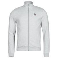 Odjeća Muškarci  Gornji dijelovi trenirke Le Coq Sportif ESS FZ SWEAT N 3 M Siva / Raznobojno tkanje