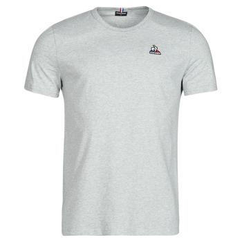 Odjeća Muškarci  Majice kratkih rukava Le Coq Sportif ESS TEE SS N 3 M Siva / Raznobojno tkanje