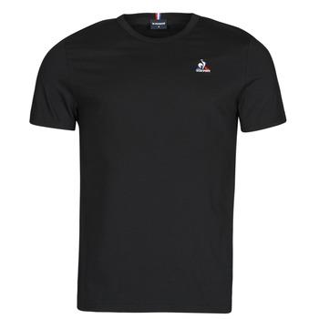 Odjeća Muškarci  Majice kratkih rukava Le Coq Sportif ESS TEE SS N 3 M Crna