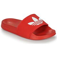 Obuća Sportske natikače adidas Originals ADILETTE LITE Red