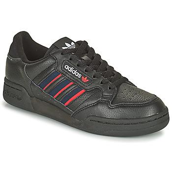 Obuća Niske tenisice adidas Originals CONTINENTAL 80 STRI Crna / Blue / Red