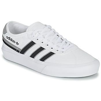 Obuća Niske tenisice adidas Originals DELPALA Bijela / Crna
