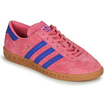 Obuća Niske tenisice adidas Originals HAMBURG Ružičasta / Blue