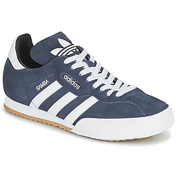 Obuća Niske tenisice adidas Originals SUPER SUEDE Blue