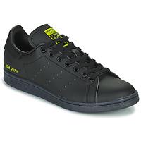 Obuća Niske tenisice adidas Originals STAN SMITH Crna / Žuta