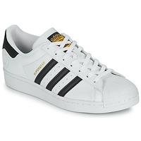Obuća Niske tenisice adidas Originals SUPERSTAR VEGAN Bijela / Crna
