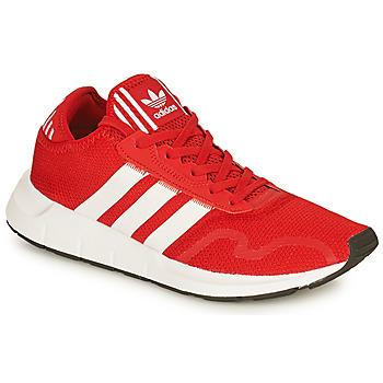 Obuća Muškarci  Niske tenisice adidas Originals SWIFT RUN X Red / Bijela
