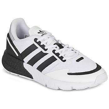 Obuća Niske tenisice adidas Originals ZX 1K BOOST Bijela / Crna