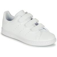 Obuća Djeca Niske tenisice adidas Originals STAN SMITH CF C Bijela