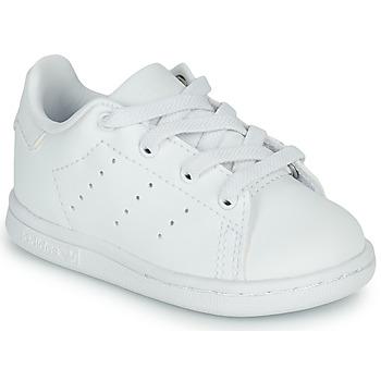 Obuća Djeca Niske tenisice adidas Originals STAN SMITH EL I Bijela