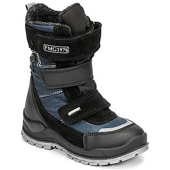 Obuća Dječak  Čizme za snijeg Primigi HANS GTX Crna / Blue