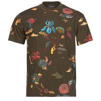Odjeća Muškarci  Majice kratkih rukava Scotch & Soda PRINTED RELAXED FIT Smeđa