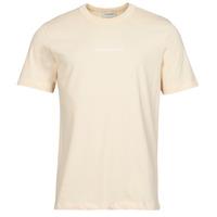 Odjeća Muškarci  Majice kratkih rukava Scotch & Soda GRAPHIC LOGO Bež