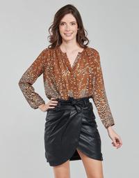 Odjeća Žene  Topovi i bluze See U Soon 21212103 Multicolour
