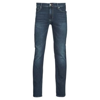 Odjeća Muškarci  Slim traperice Teddy Smith REEPLE ROCK Blue / Zagasita