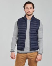Odjeća Muškarci  Pernate jakne Teddy Smith TERRY Blue