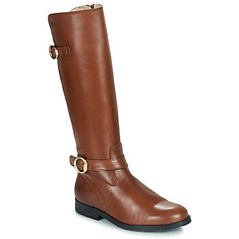 Obuća Djevojčica Čizme za grad Acebo's 9904-CUERO-T Smeđa
