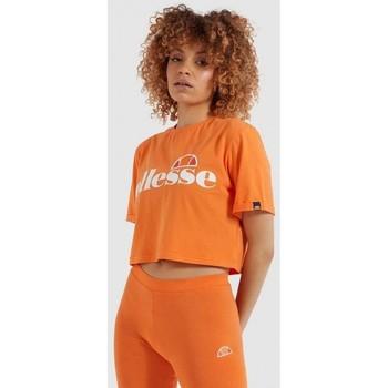 Odjeća Žene  Košulje i bluze Ellesse CAMISETA MANGA CORTA MUJER  SGI04484 Narančasta