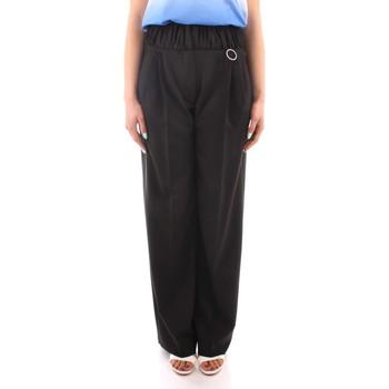 Odjeća Žene  Lagane hlače / Šalvare Marella PANTS BLACK