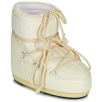 Obuća Žene  Čizme za snijeg Moon Boot MOON BOOT ICON LOW 2 Krem boja
