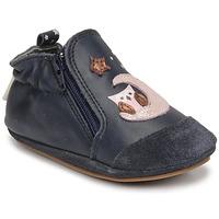 Obuća Djevojčica Papuče za bebe Robeez NICE OWL Blue