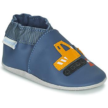 Obuća Dječak  Papuče za bebe Robeez YARD ROAD Blue / Žuta