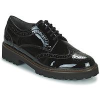 Obuća Žene  Derby cipele Gabor 524497 Crna