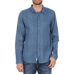 Odjeća Muškarci  Košulje dugih rukava Façonnable JJMCT502000ERE Blue