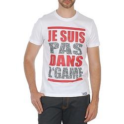 Odjeća Muškarci  Majice kratkih rukava Wati B TEE Bijela